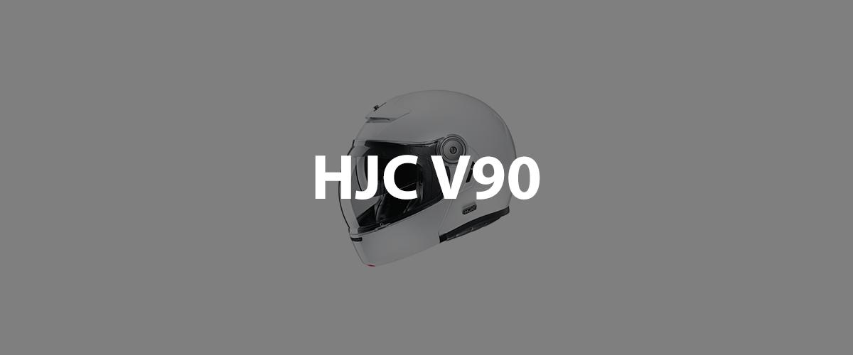 casco hjc v90