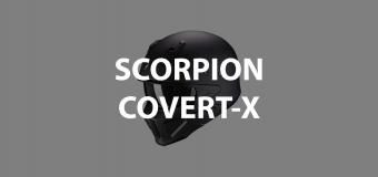 casco modulare scorpion covert-x header