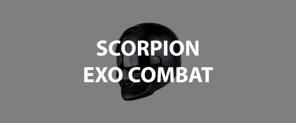 casco modulare scorpion exo combat header