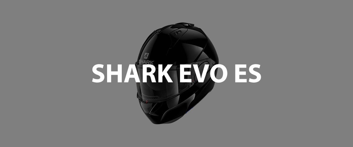 casco shark evo es