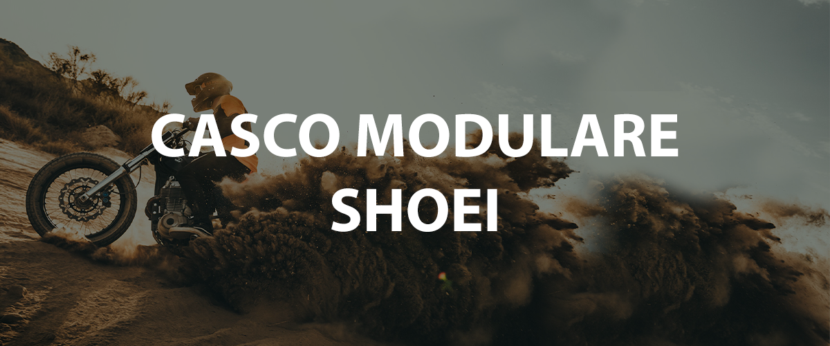 casco modulare shoei