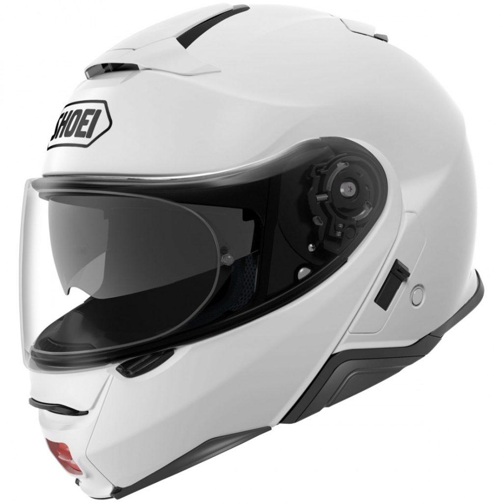 casco shoei neotec 2 bianco