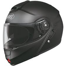 casco shoei neotec nero