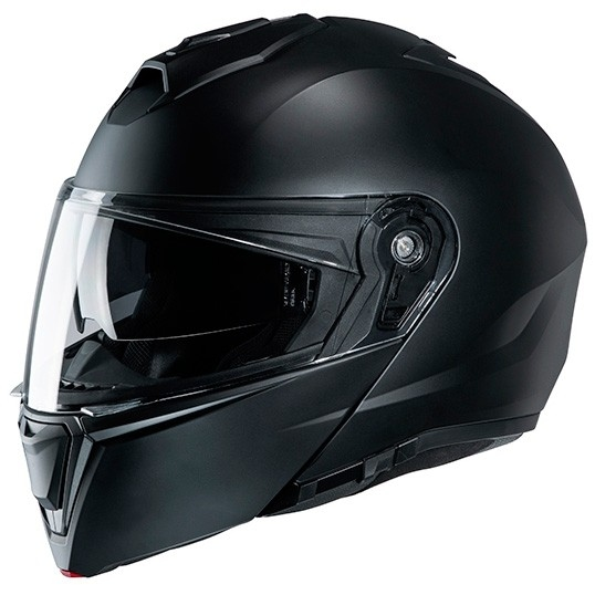 casco hjc i90 nero metallizzato