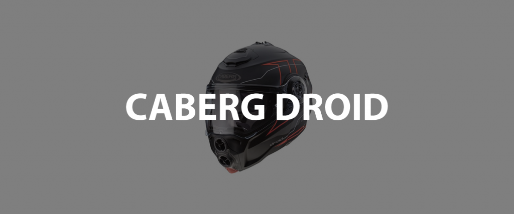 casco modulare caberg droid header