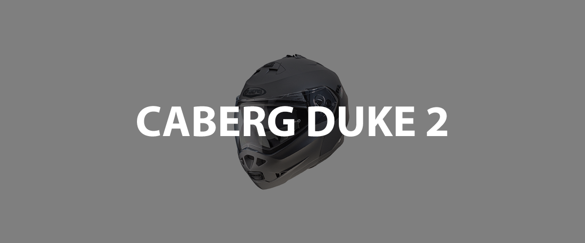 casco caberg duke 2