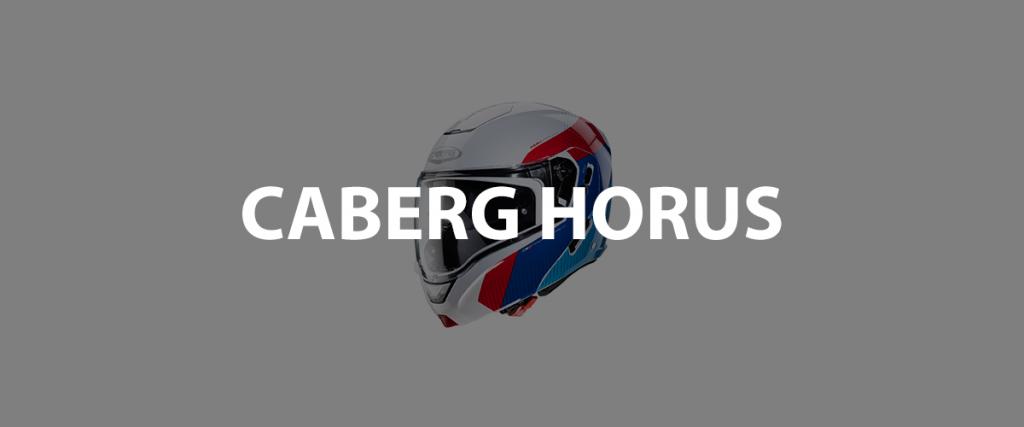 casco modulare caberg horus header