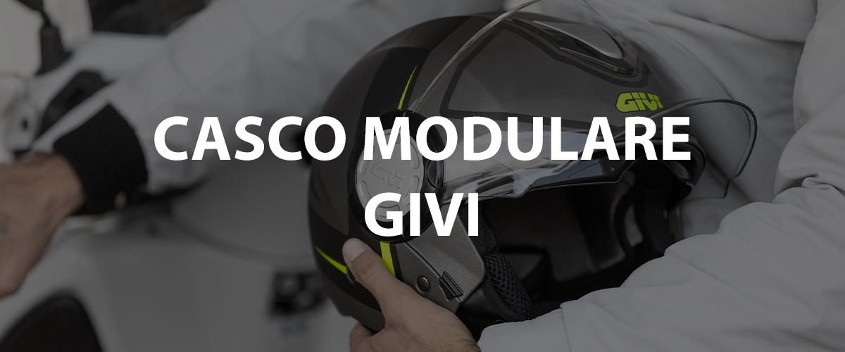 casco modulare givi