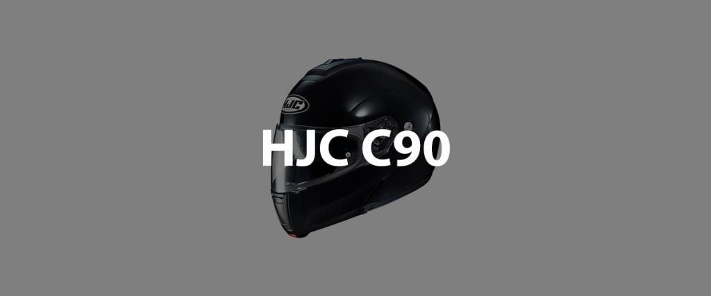 casco modulare hjc c90 header