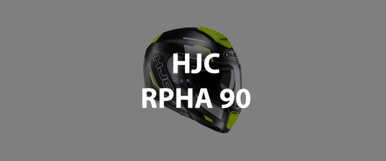 casco modulare hjc rpha 90 header