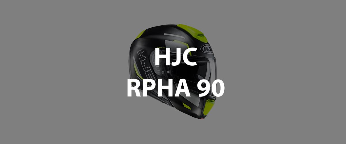 casco hjc rpha 90