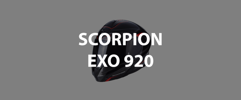 casco modulare scorpion exo 920 header