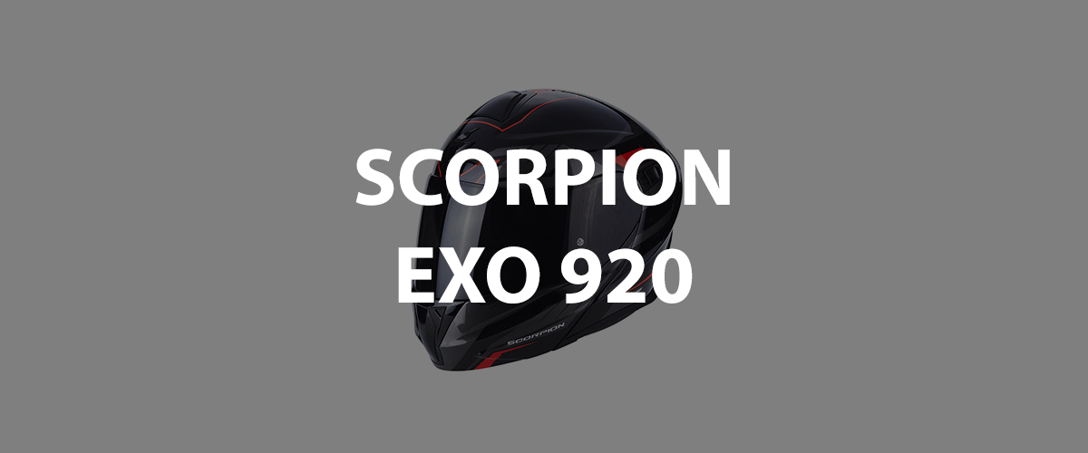 casco scorpion exo 920