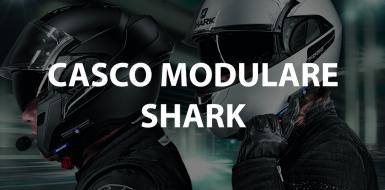 casco modulare shark header