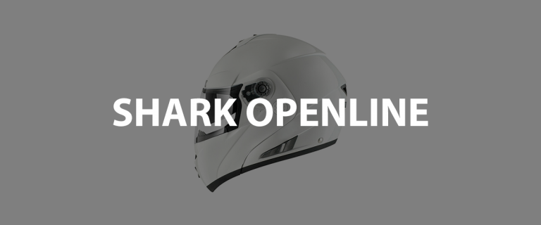 casco modulare shark openline header