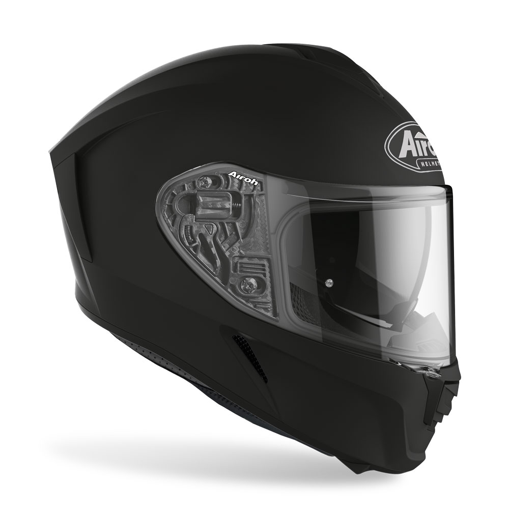 airoh spark nero opaco casco per moto