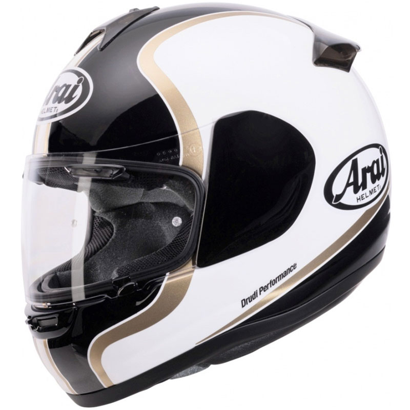 arai axces II dual black