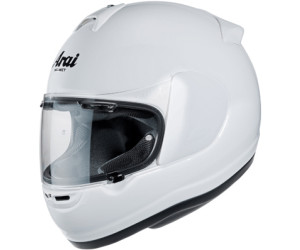 arai axces II full white bianco