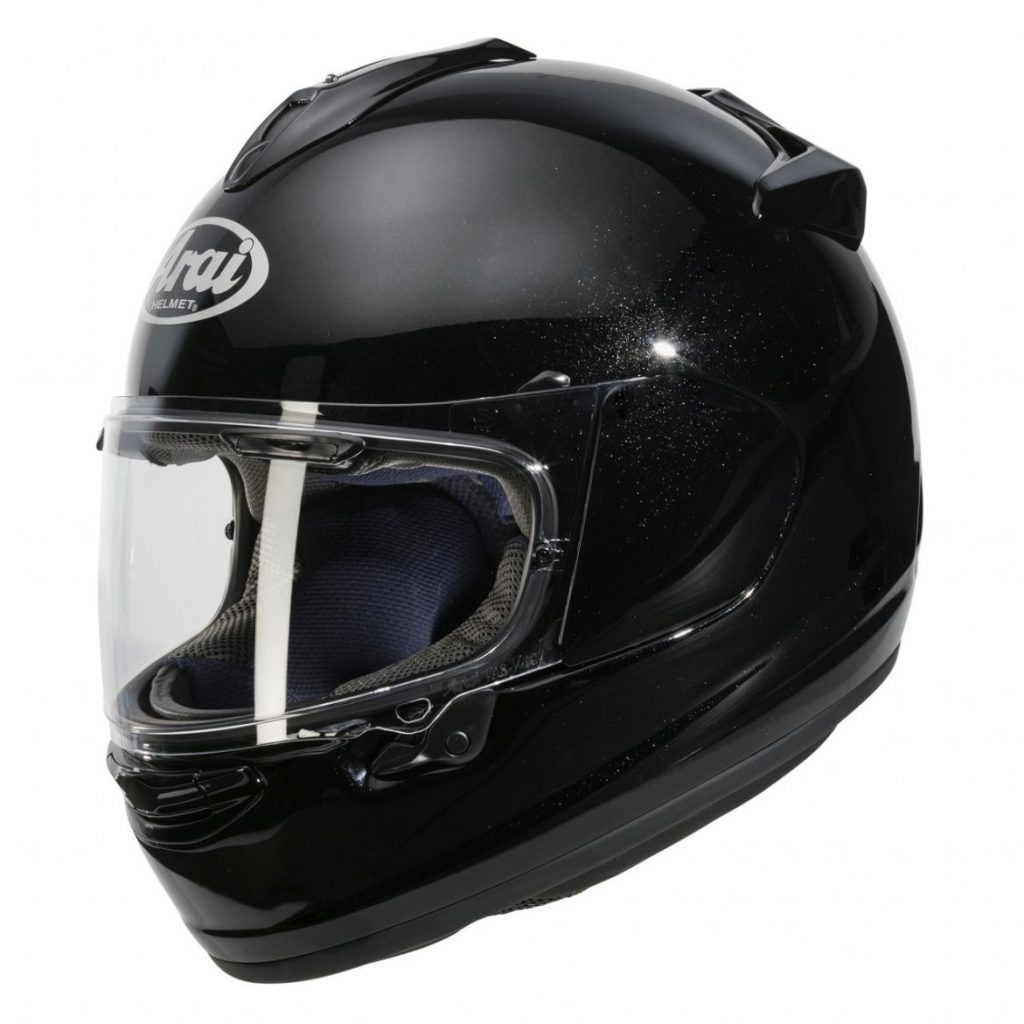 arai chaser x diamond nero