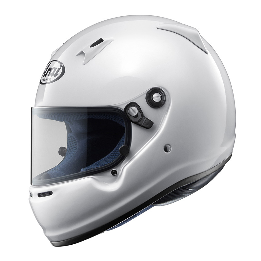 casco arai ck6 bianco
