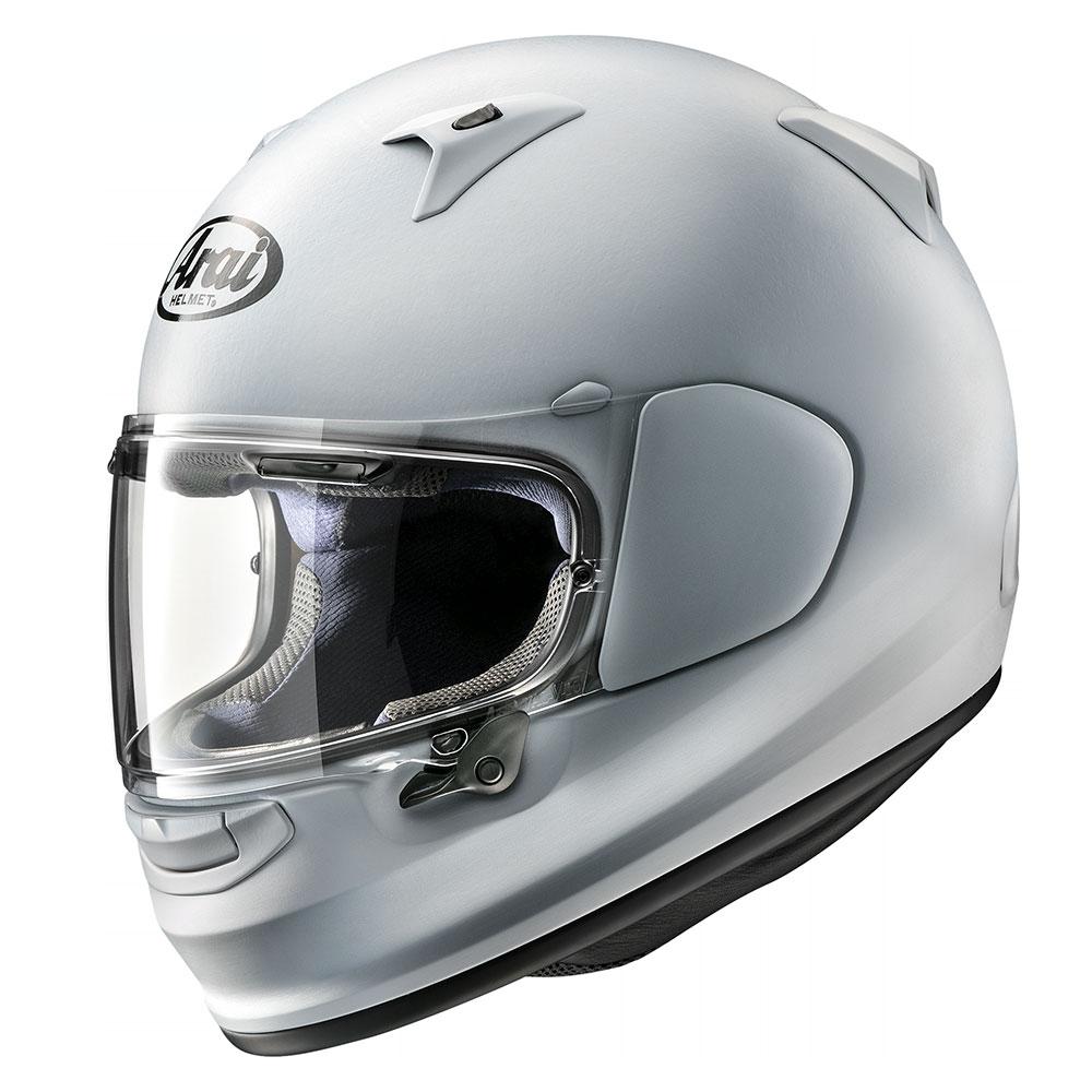 casco arai profile-v grigio bianco