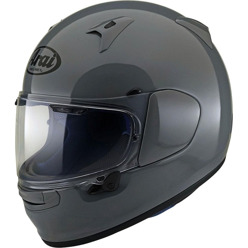 casco arai profile-v modern grigio nero opaco