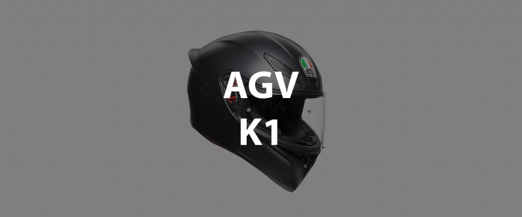 casco integrale agv k1 header