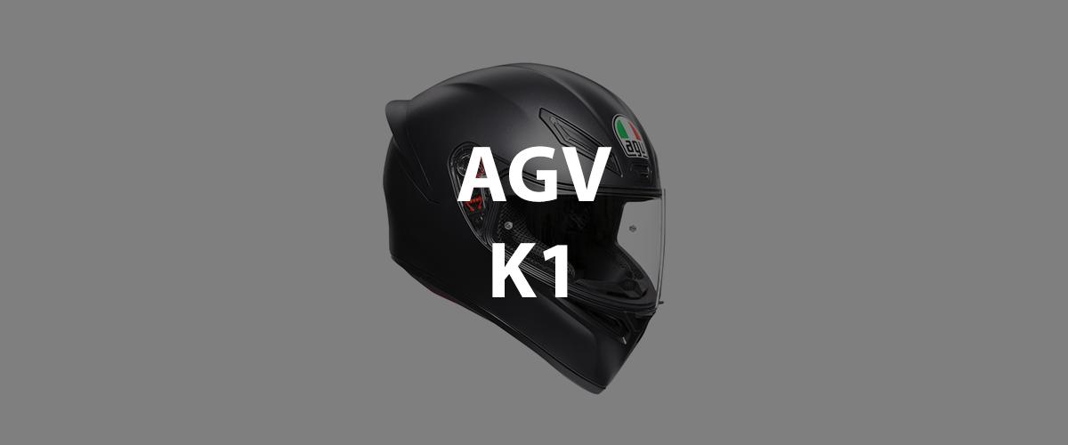 casco agv k1