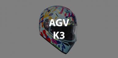 casco integrale agv k3 header