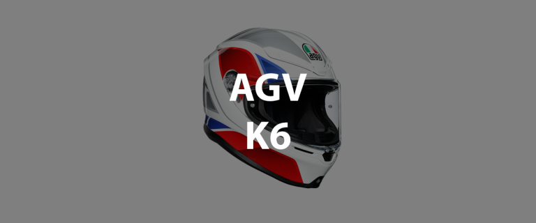 casco integrale agv k6 header