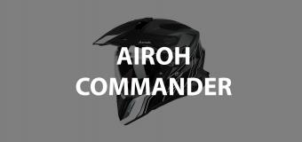 casco integrale airoh commander header