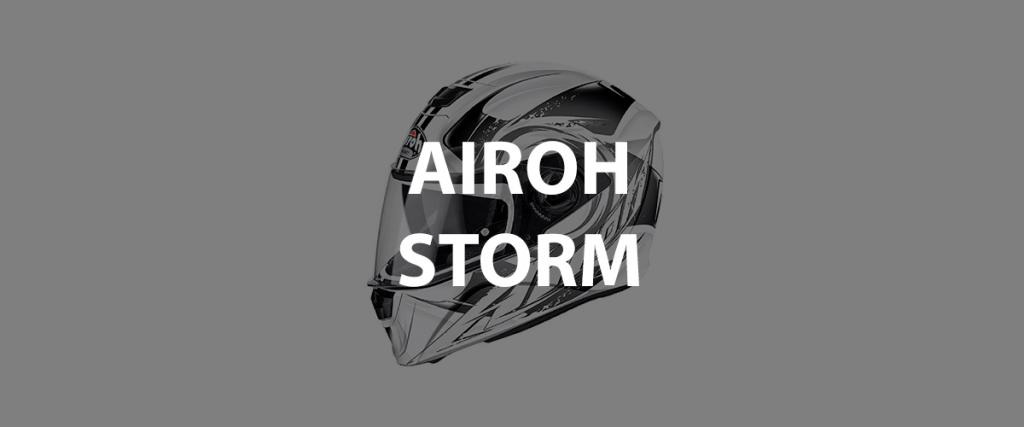 casco integrale airoh storm header