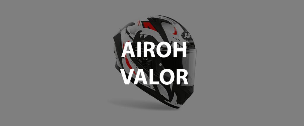casco integrale airoh valor header