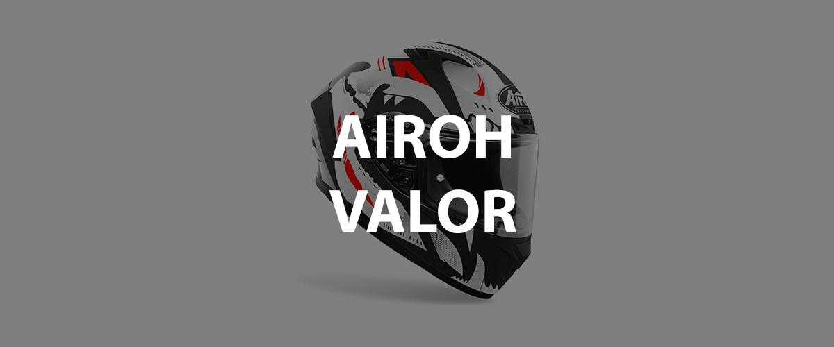 casco airoh valor