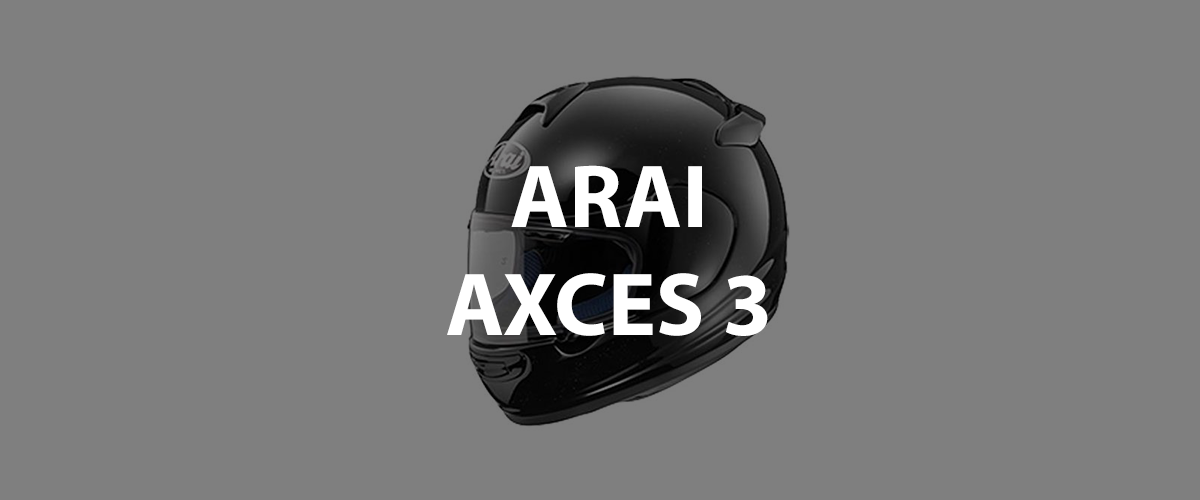 casco arai axces 3