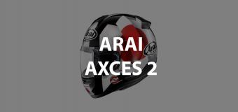 casco integrale arai axces 3 header