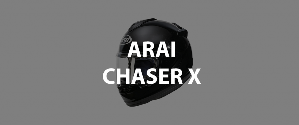 casco integrale arai chaser x header