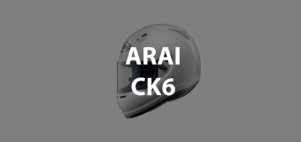 casco integrale arai ck6 header