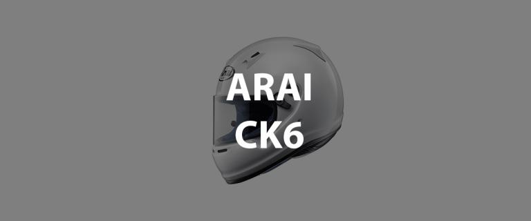 casco integrale arai ck6 header