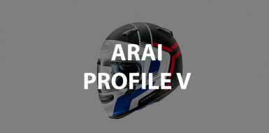 casco integrale arai profile v header