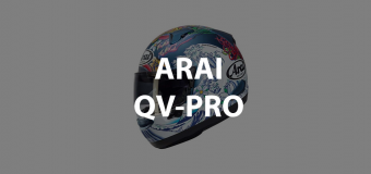 casco integrale arai qv-pro header