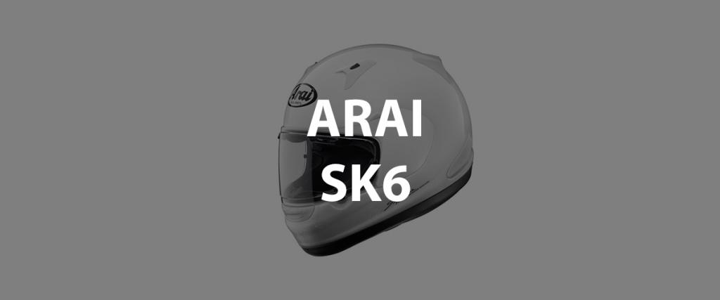 casco integrale arai sk 6 header