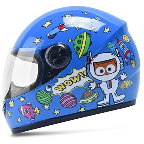 casco integrale per bambino