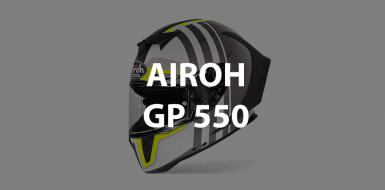 casco integrale airoh gp 550 headeer
