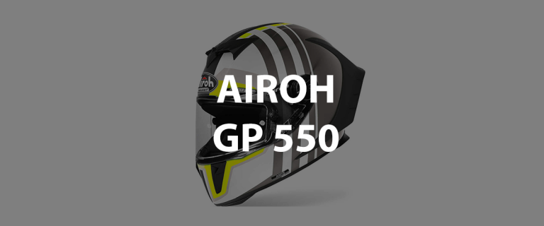 casco integrale airoh gp 550 headeer