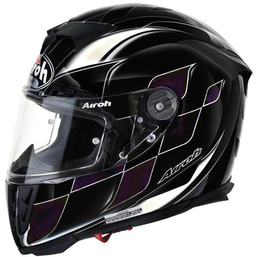 casco integrale airoh gp500 drive nero