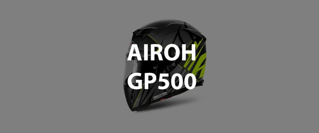 casco integrale airoh gp500 header