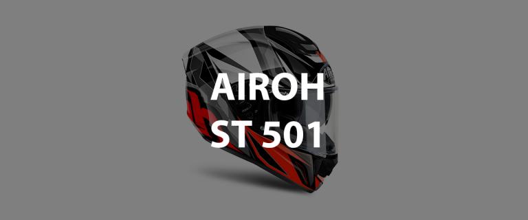 casco integrale airoh st 501 header