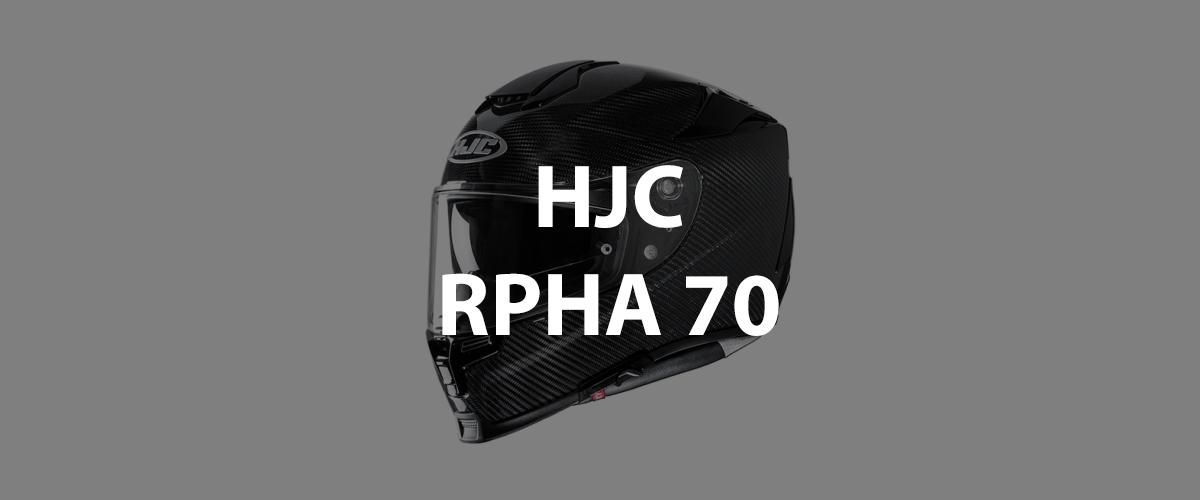 casco hjc rpha 70