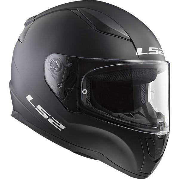 casco integrale ls2 ff353 rapid singole nero opaco